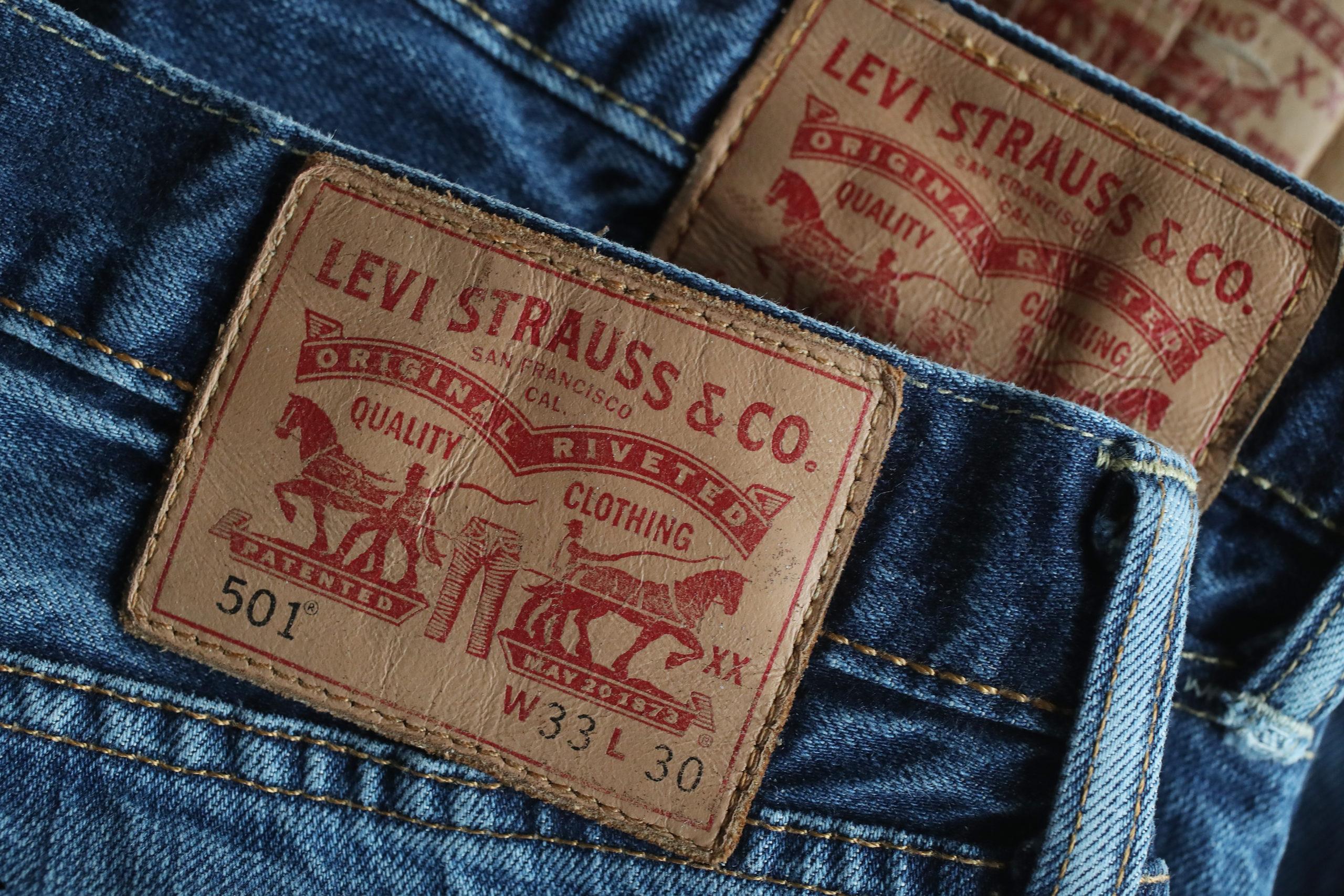 Historia Levi's 501