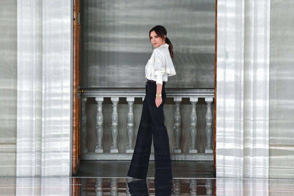 Victoria Beckham - power dressing